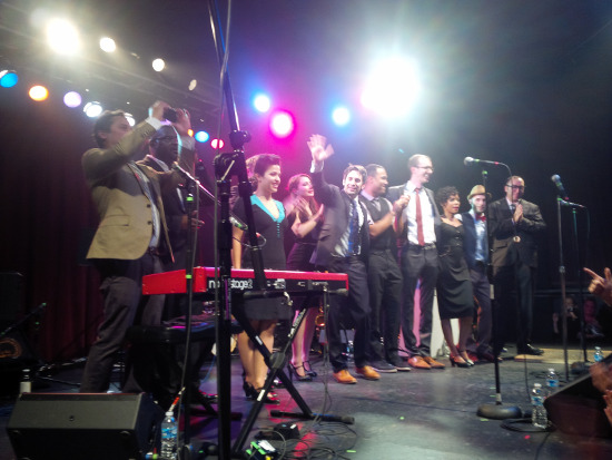 Postmodern Jukebox curtain call