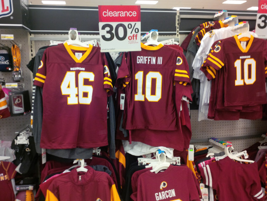 Redskins' brand takes another hit.