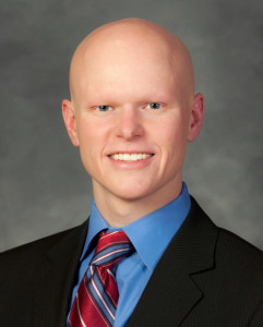 Fairfax school board member Ryan McElveen
