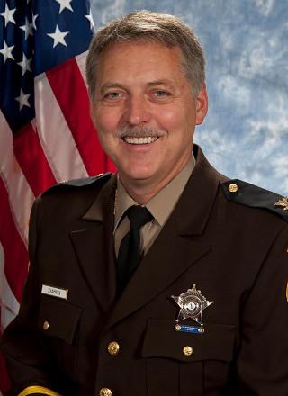 Sheriff Mike Chapman
