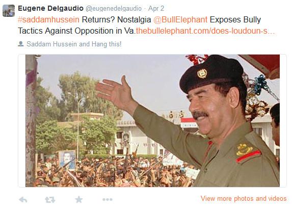 Delgaudio-Saddam-twitter
