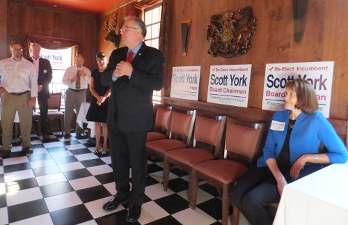 Scott York 2015 campaign kick-off