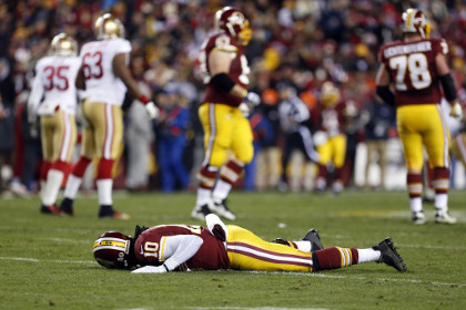 Washington Redskins Griffin