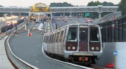Silver Line, Reston